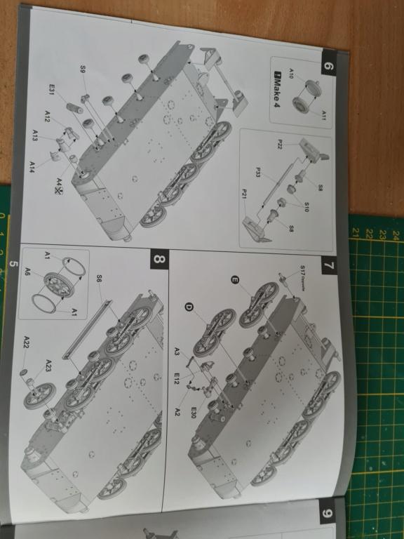 Panzer 1 Ausf.B - Takom 1/16 20201213