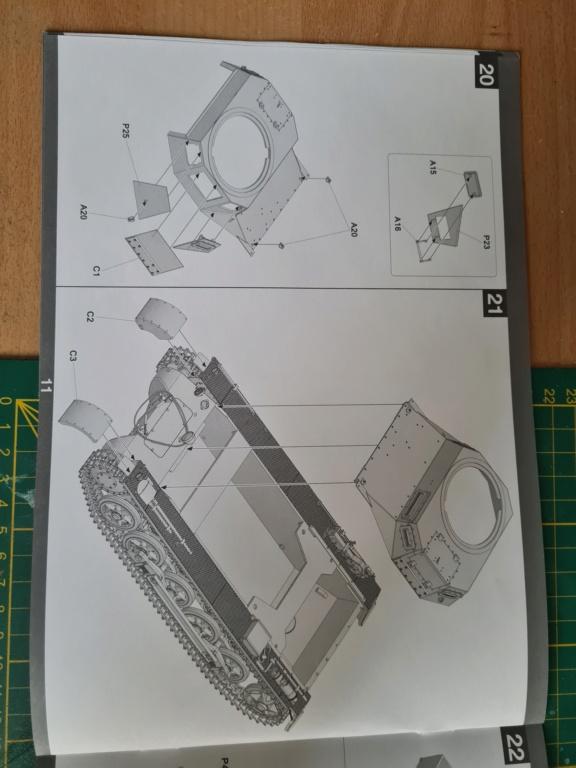 Panzer 1 Ausf.B - Takom 1/16 20201221