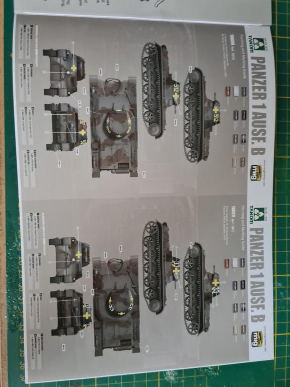 Panzer 1 Ausf.B - Takom 1/16 20201222