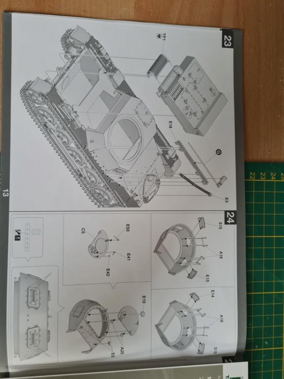 Panzer 1 Ausf.B - Takom 1/16 20201223