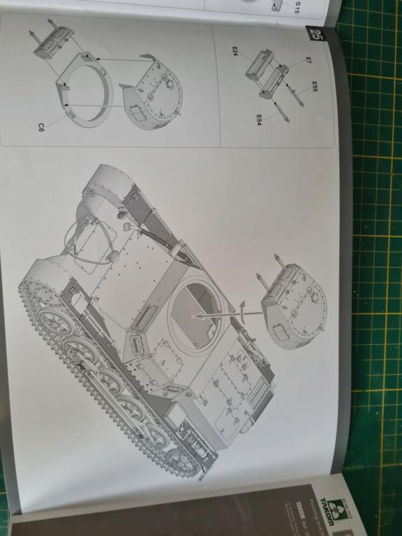 Panzer 1 Ausf.B - Takom 1/16 20201224