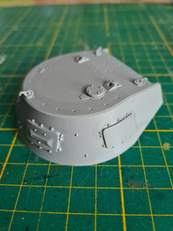 Panzer 1 Ausf.B - Takom 1/16 20201234