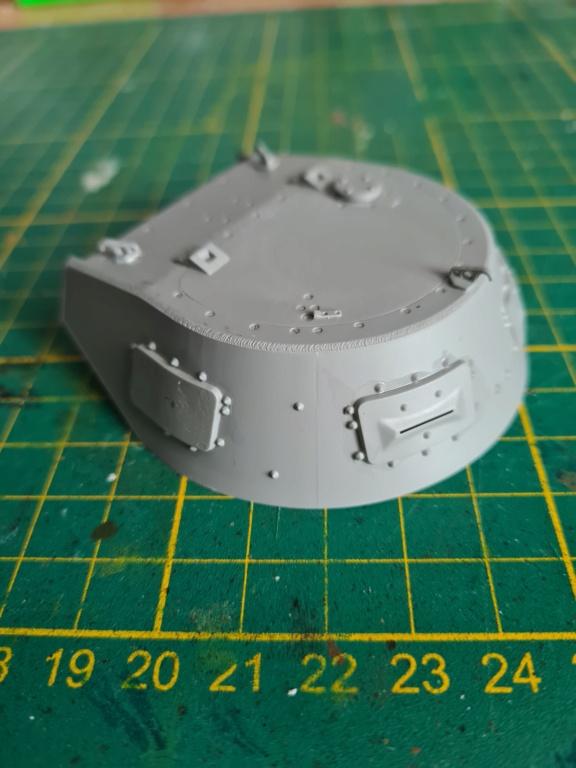 Panzer 1 Ausf.B - Takom 1/16 20201235