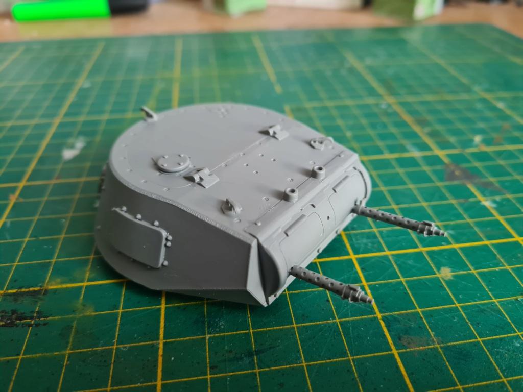 Panzer 1 Ausf.B - Takom 1/16 20201237