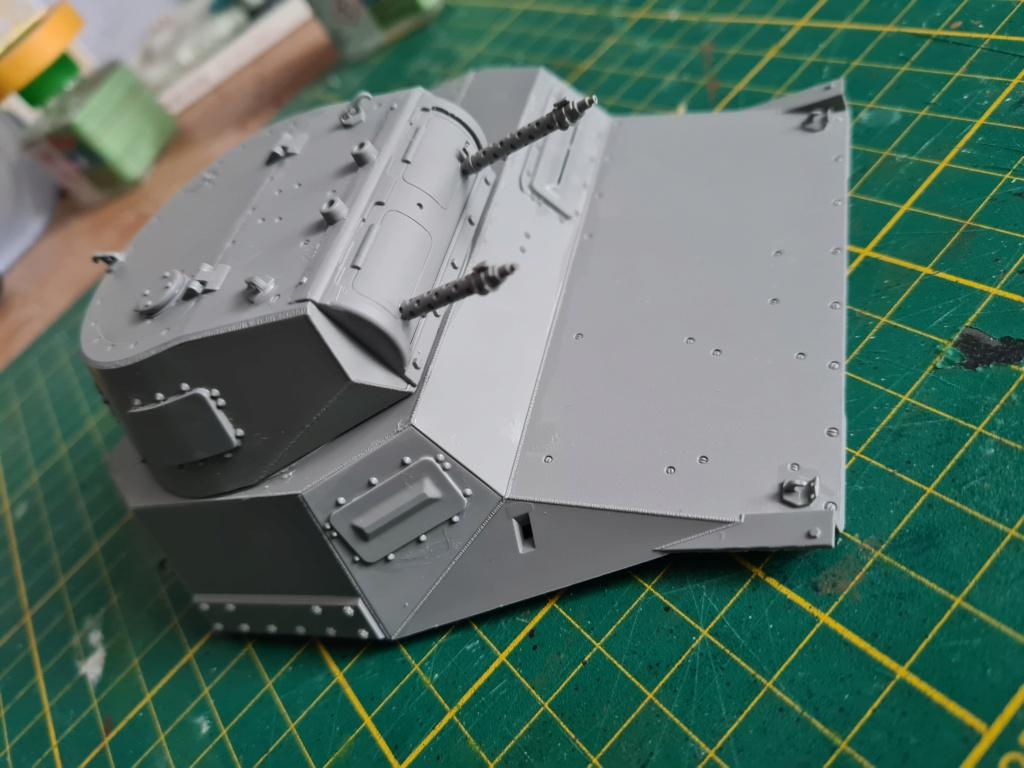 Panzer 1 Ausf.B - Takom 1/16 20201245