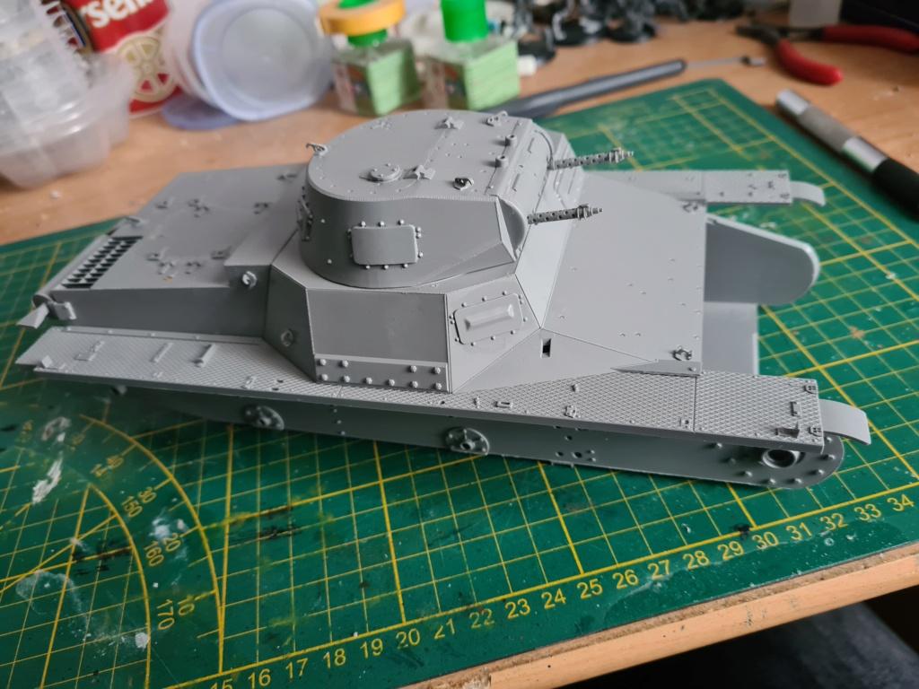 Panzer 1 Ausf.B - Takom 1/16 - Page 2 20201251