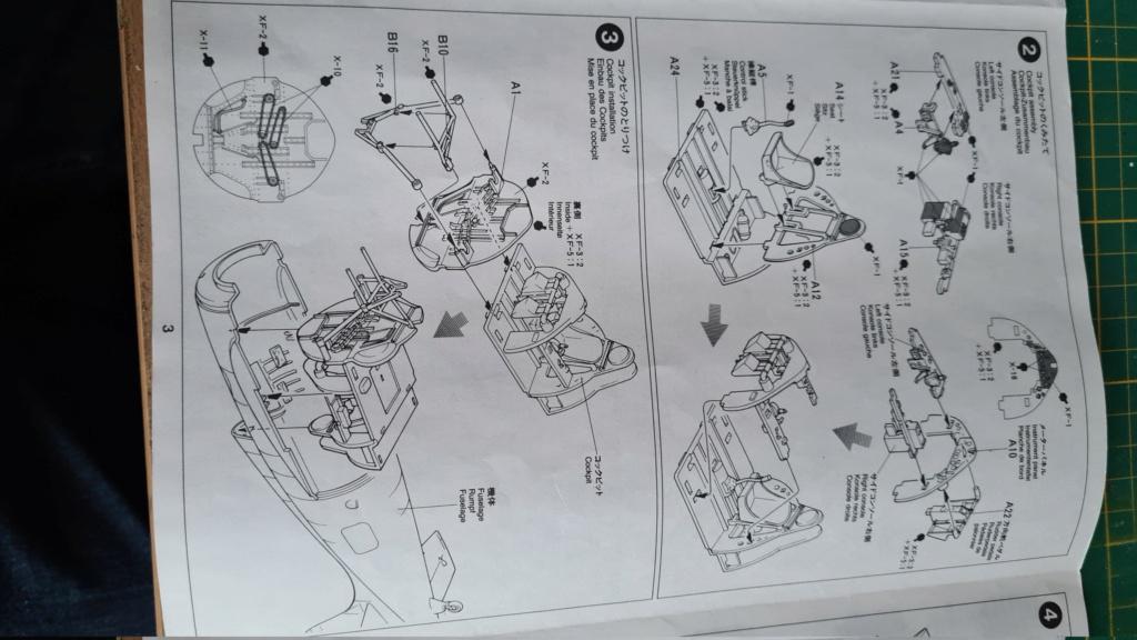 F4F-4 Wildact Tamiya 1/48 20210228