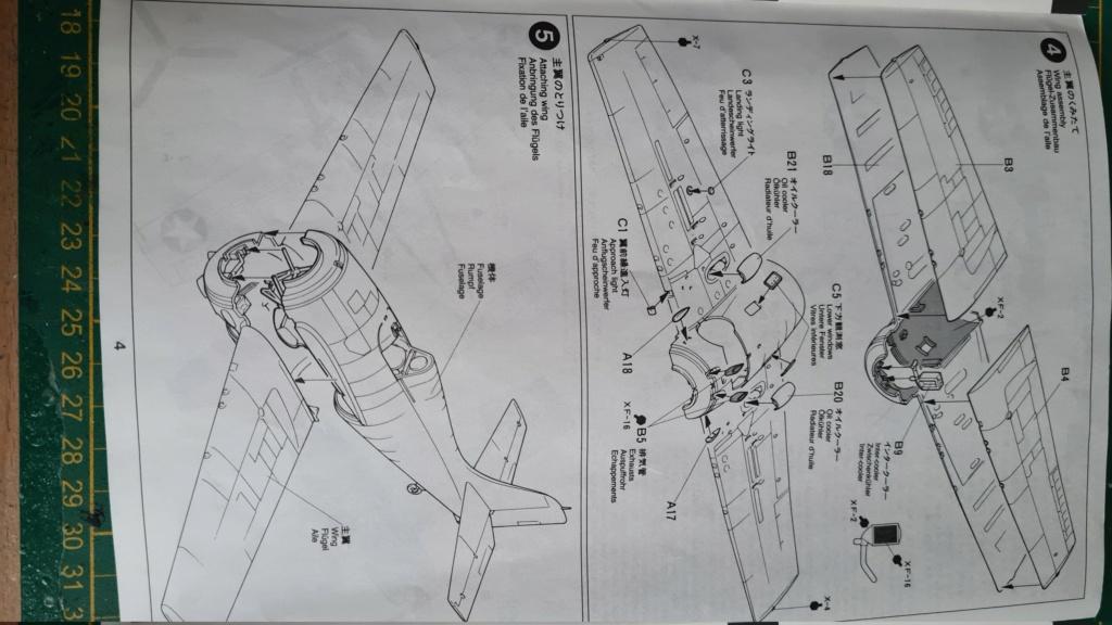 F4F-4 Wildact Tamiya 1/48 20210231