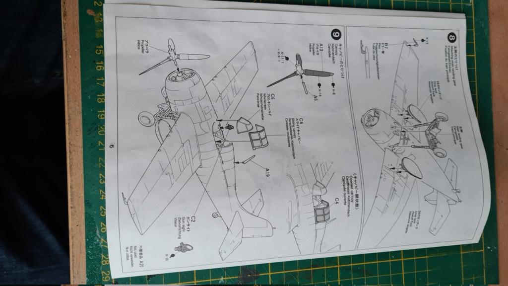 F4F-4 Wildact Tamiya 1/48 20210232