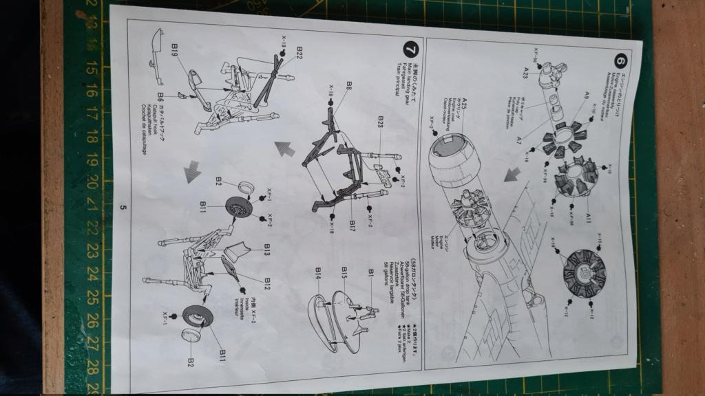 F4F-4 Wildact Tamiya 1/48 20210233