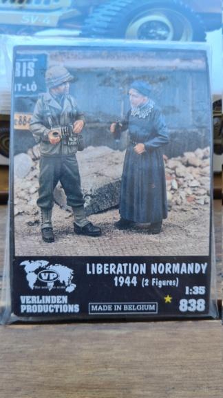 Détente Normandie 1944 20210623