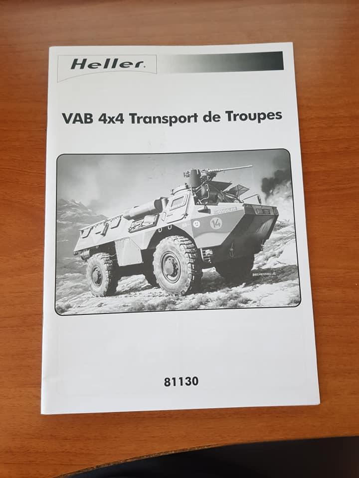 VAB Afghanistan   Heller 1/35 56215510