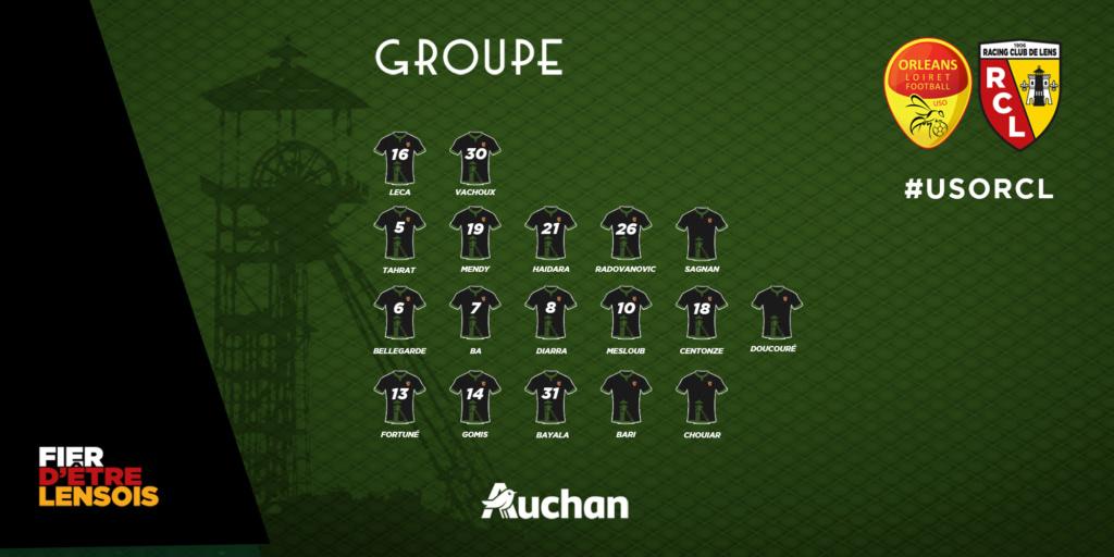[Ligue 2 - J1] Us Orleans - Rc Lens Tw_010