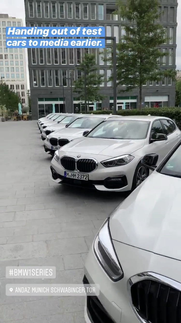 2018 - [BMW] Série 1 III [F40-F41] - Page 26 70ec0110