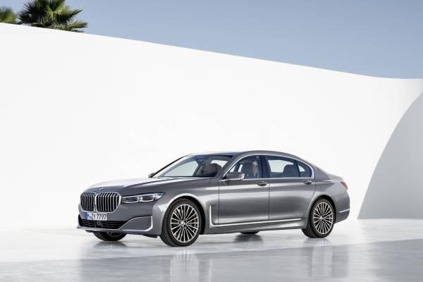 2019 - [BMW] Série 7 restylée  - Page 10 P9033311