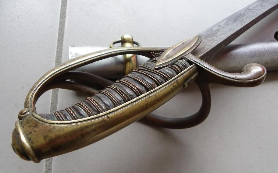 Votre Avis sur une Acquisition d'un sabre officier cavalerie légère 1er empire 2019-113