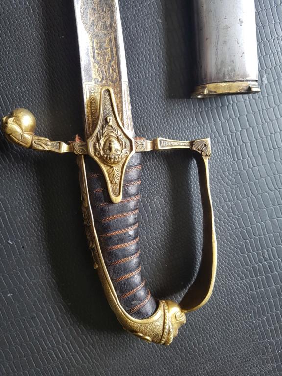 Sabre d'Officier de Chasseur à Cheval de la Garde Impériale 20190549