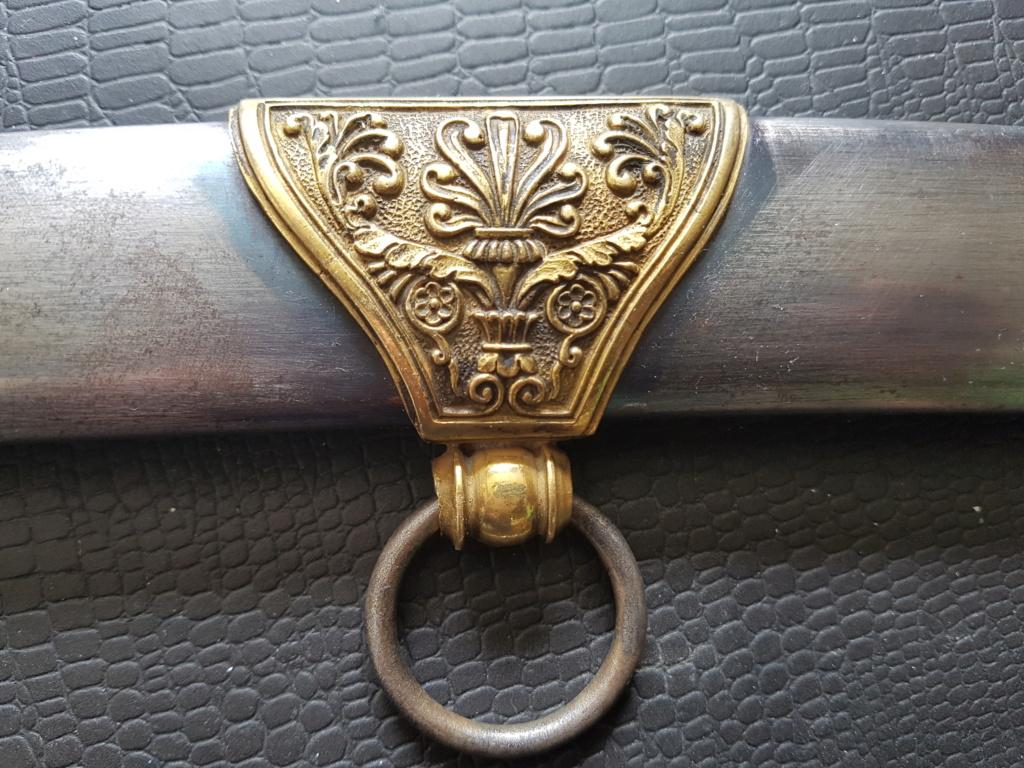 Sabre d'Officier de Chasseur à Cheval de la Garde Impériale 20190556