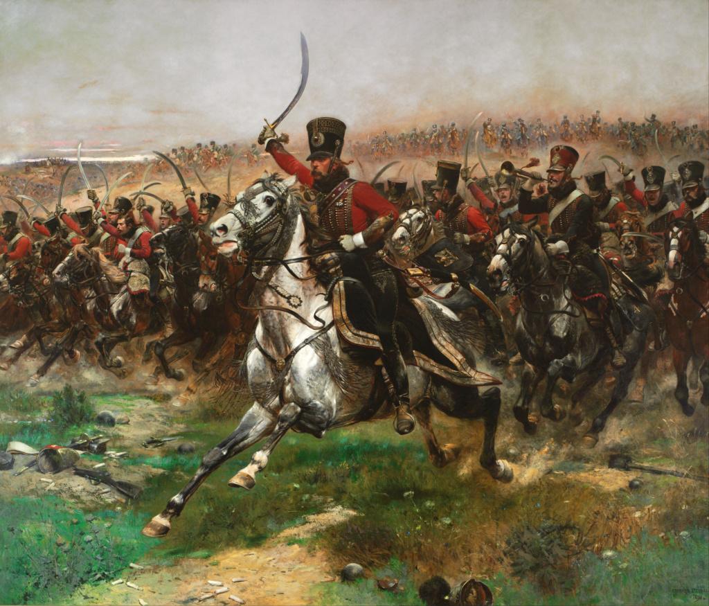 Sabre de cavalerie prussienne, anglaise ou autre ?? Charge10