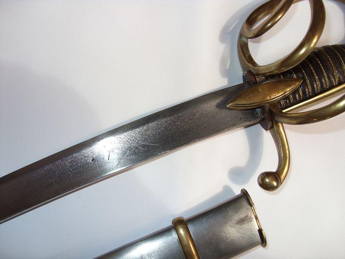 Sabre de Cavalerie Légère ? Sabre413