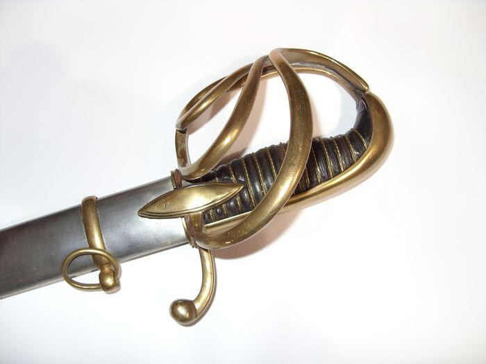 Sabre de Cavalerie Légère ? Sabre513