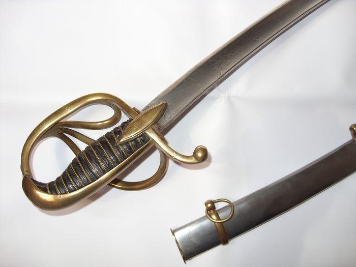 Sabre de Cavalerie Légère ? Sabre812