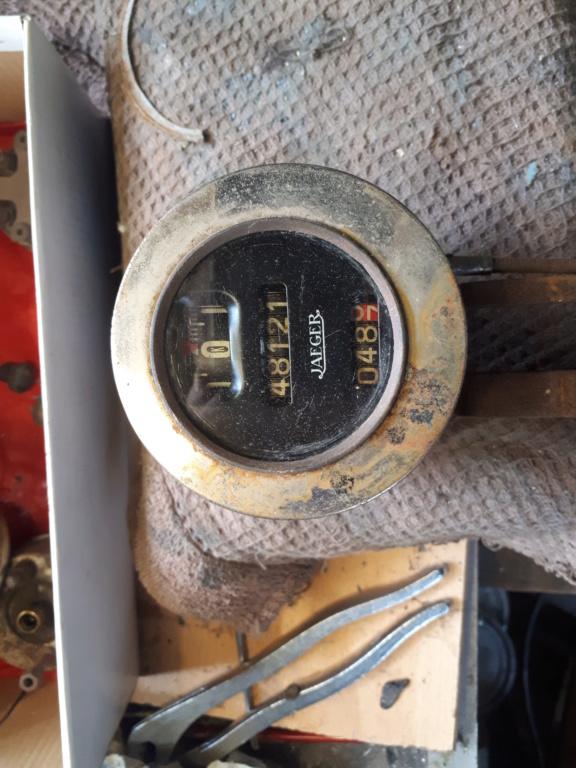 Reviser  le compteur de vitesse 20200357