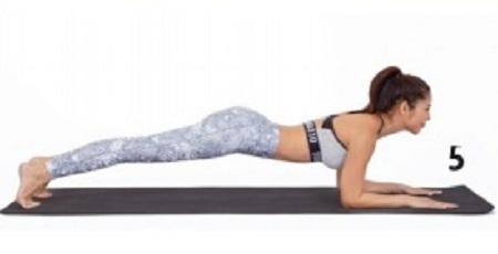 6 động tác yoga giúp trẻ lâu 6-dong15
