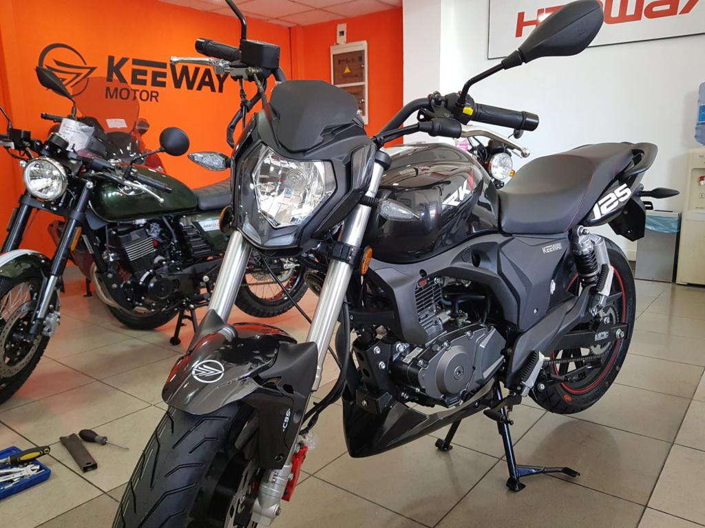 Nueva Keeway RKV 125 II (2018) 20180732
