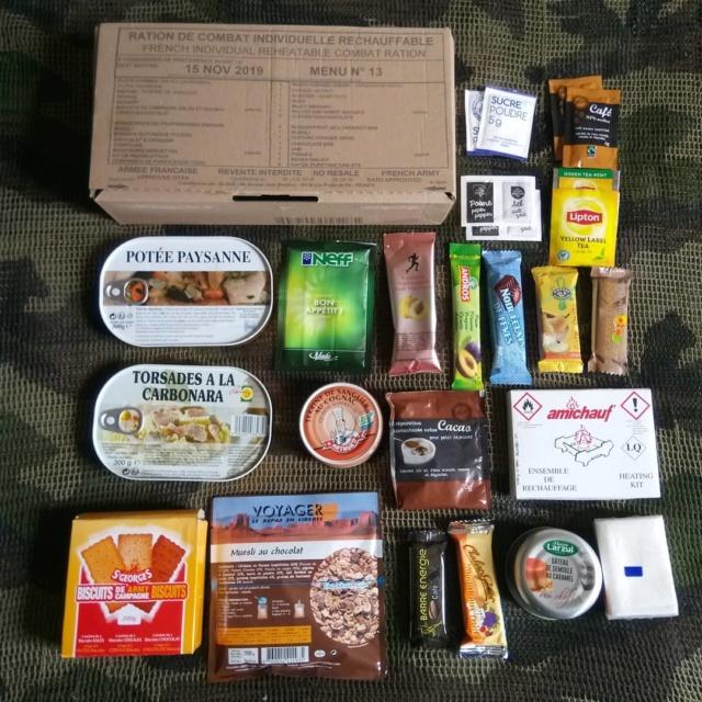 mon petit stock de nourriture d'urgence  - Page 2 810