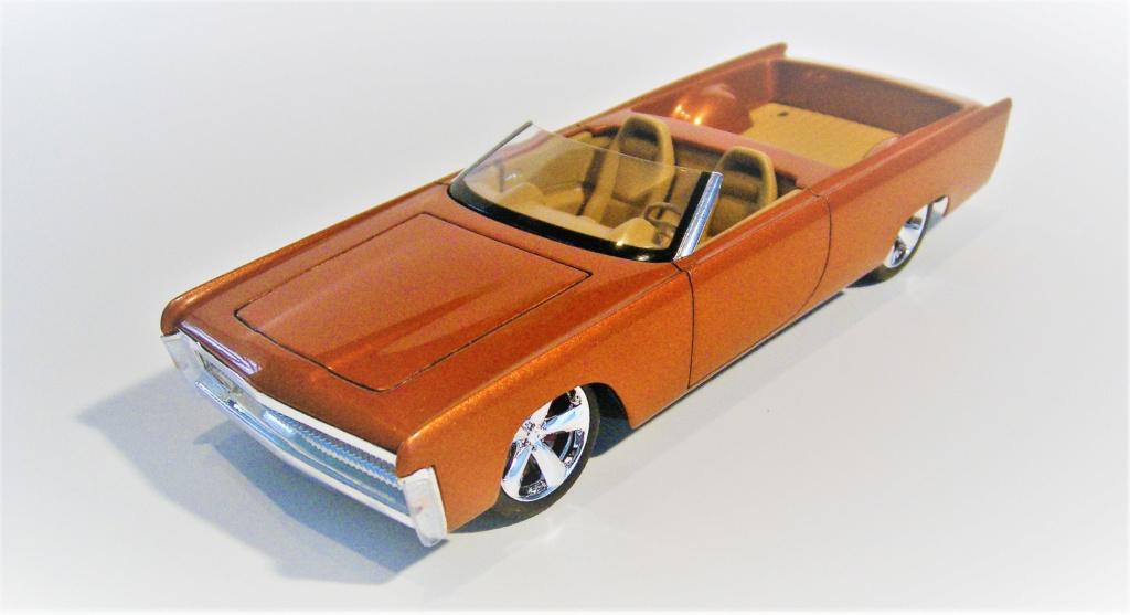 Lincoln Continental 1965.... Dscf3013