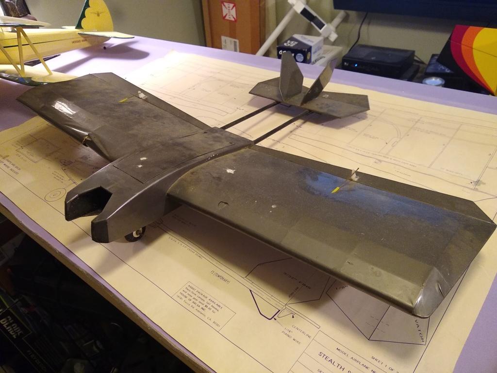 1/2a Stealth Sport RC Plane Img_2064