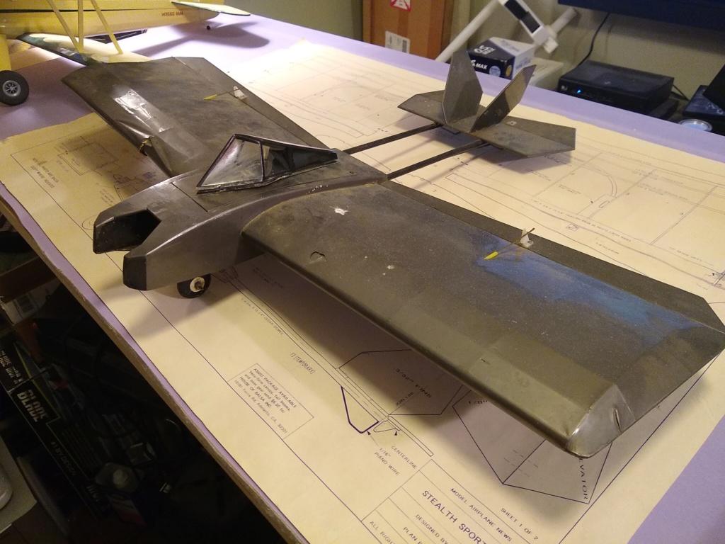 1/2a Stealth Sport RC Plane Img_2066