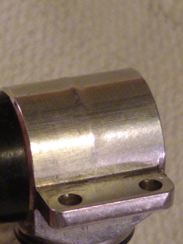 Damage on TD 049 crankcase Img_2088