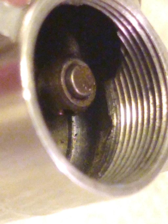 Damage on TD 049 crankcase Img_2089