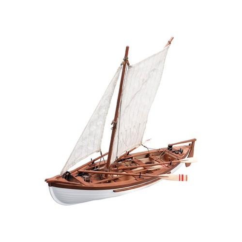 NorthSea Fishing Trawler Revell_Premier projet Maquet10