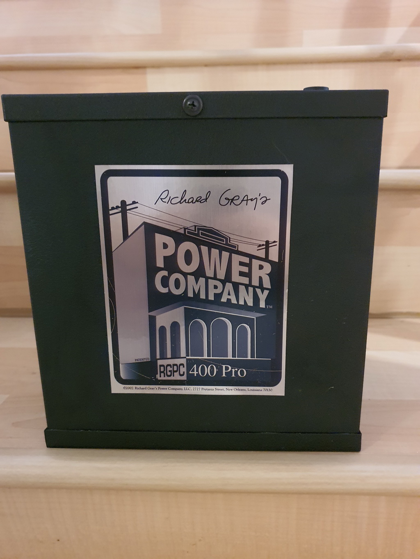 Richard Grey RGPC Int 400 Power Conditioner 001_1010