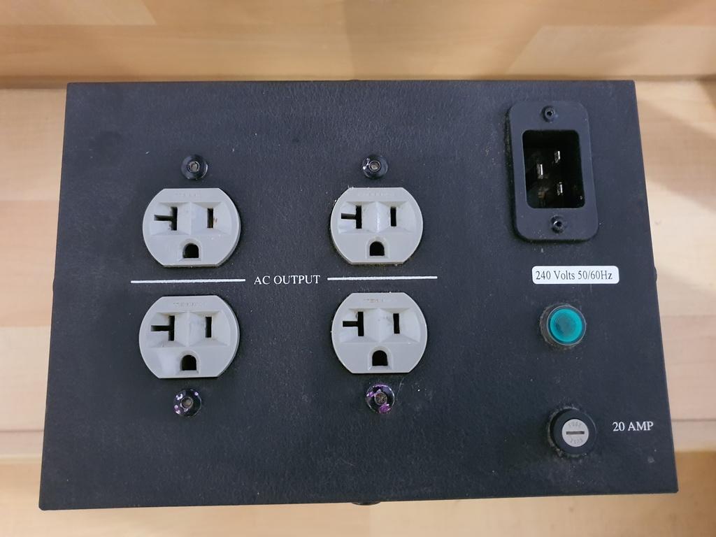 Richard Grey RGPC Int 400 Power Conditioner 002_1010
