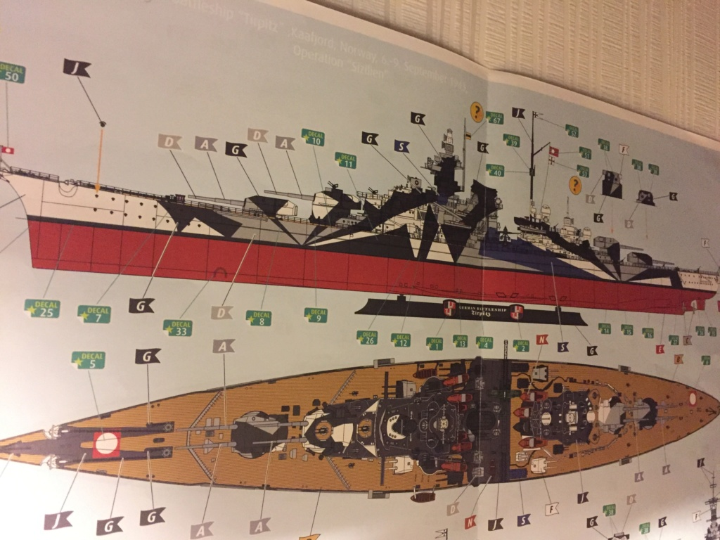 Tirpitz 1:350 Platinum Edition Img_0625