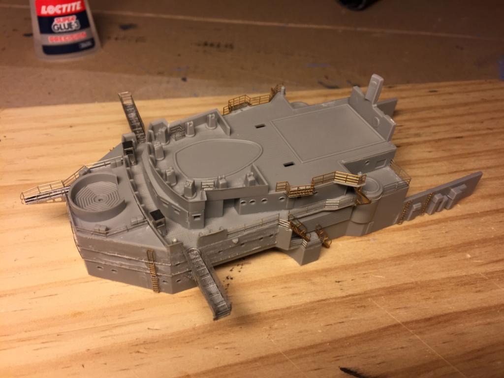 Tirpitz 1:350 Platinum Edition - Page 2 Img_1510
