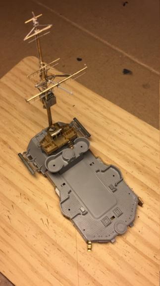 Tirpitz 1:350 Platinum Edition Jgtx2810