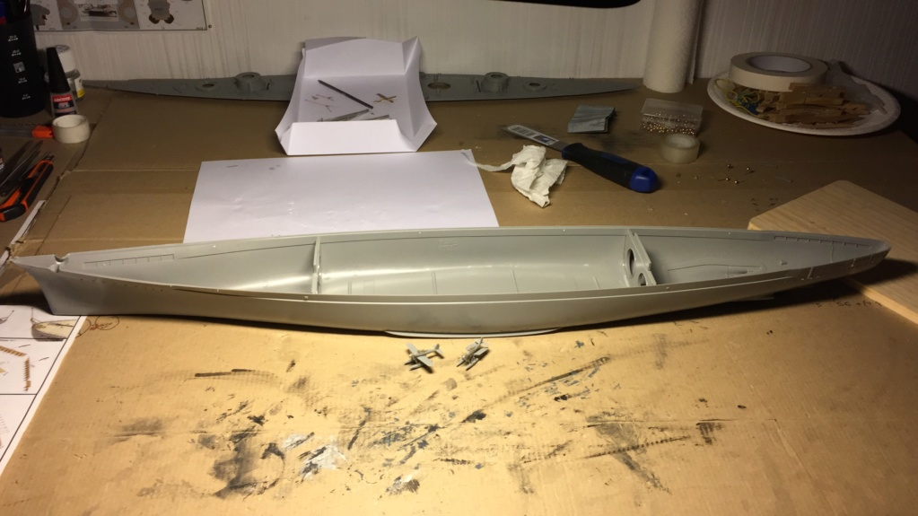 Tirpitz 1:350 Platinum Edition Phjw1110