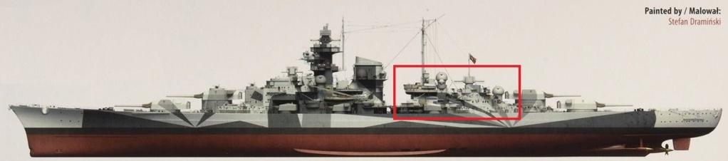 Tirpitz 1:350 Platinum Edition Sans_t10