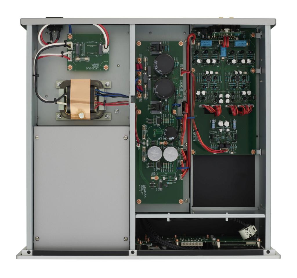 LUXMAN D-03X Reproductor CD y MQA-CD con entrada USB. Gb310