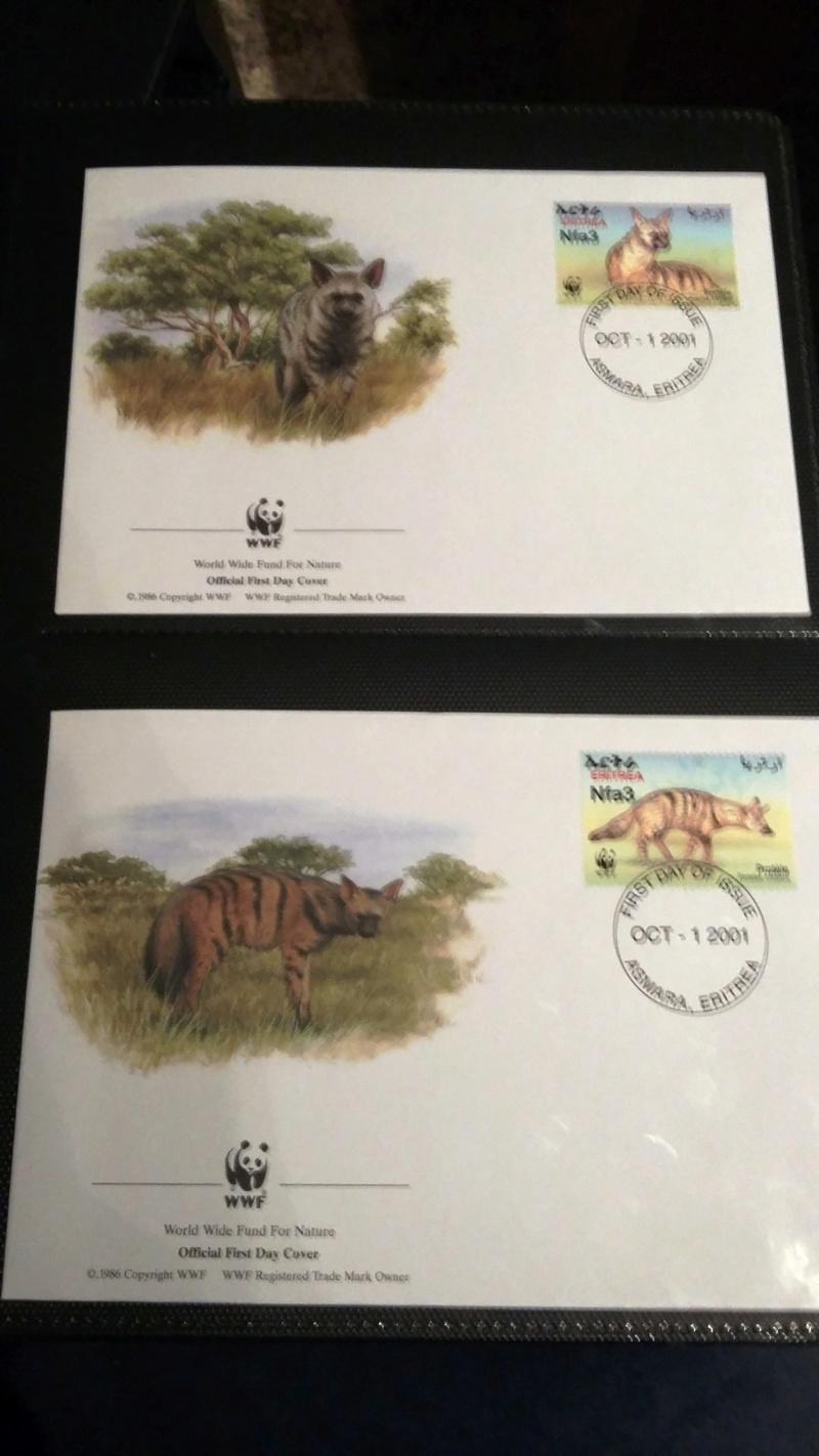 Sammlung WWF - bitte um Rat 20170213