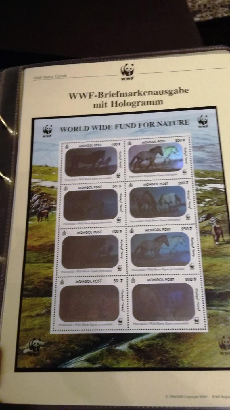 Sammlung WWF - bitte um Rat 20170214