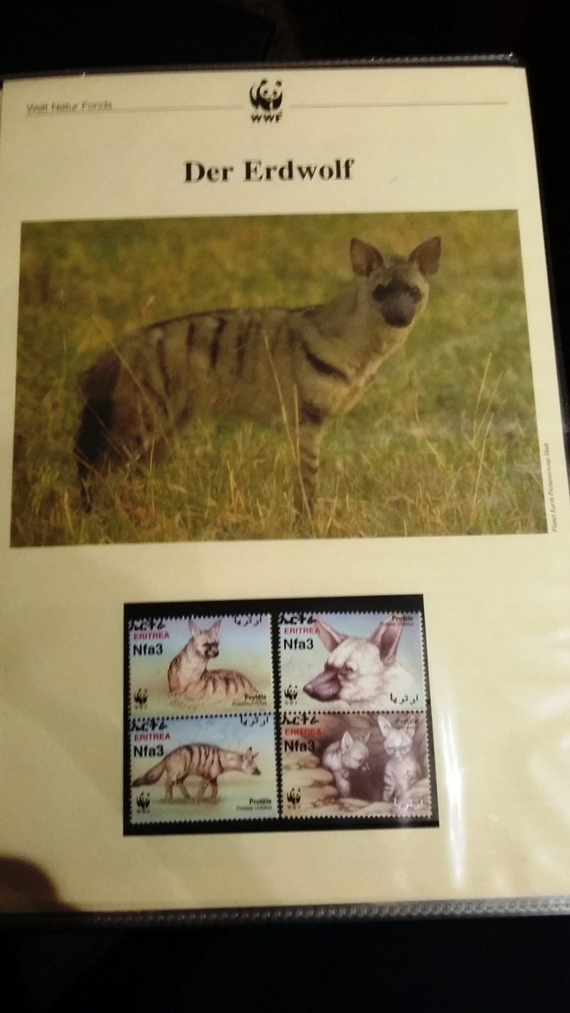 Sammlung WWF - bitte um Rat 20170215