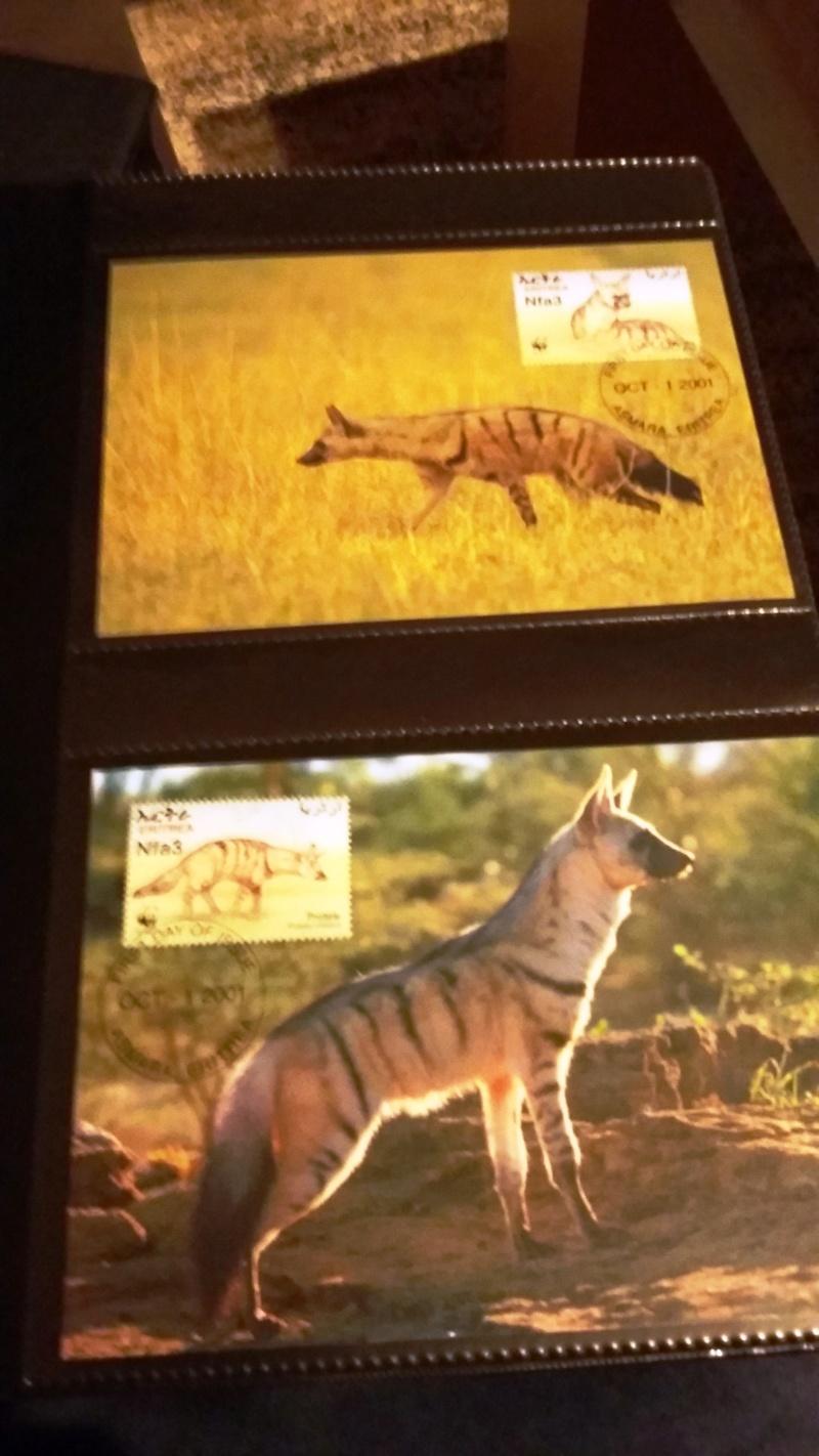 Sammlung WWF - bitte um Rat 20170216