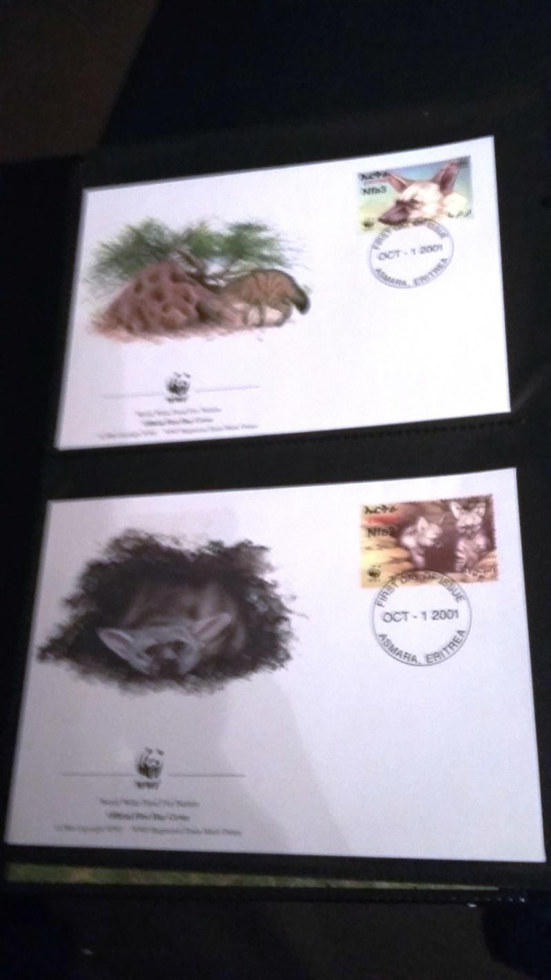 Sammlung WWF - bitte um Rat 20170217