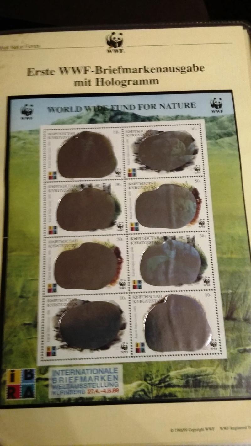 Sammlung WWF - bitte um Rat 20170220